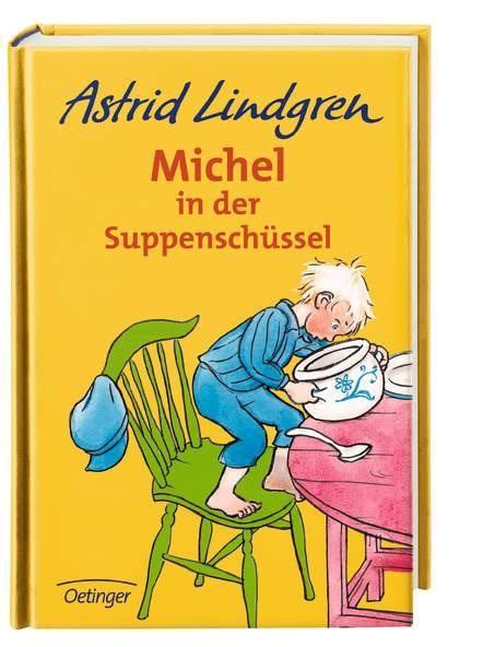 Buch Michel in der Suppenschüssel