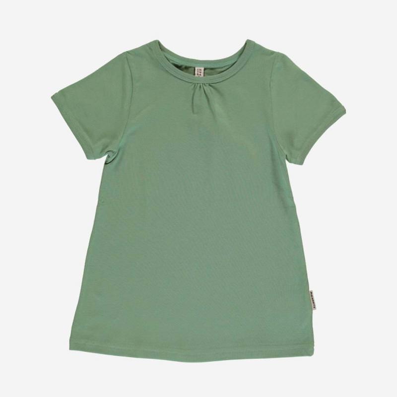 T-Shirt A-Line pale green