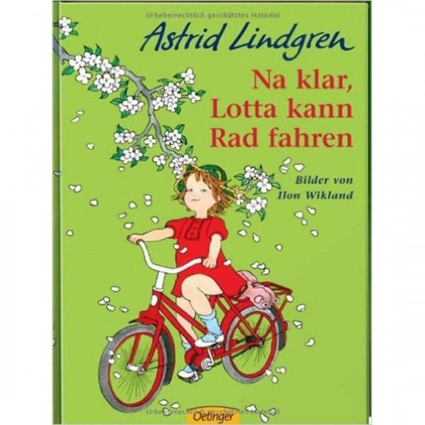 Buch Lotta kann Rad fahren