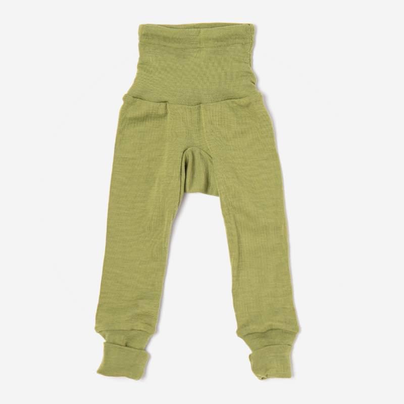 Baby Hose mit Bund grün