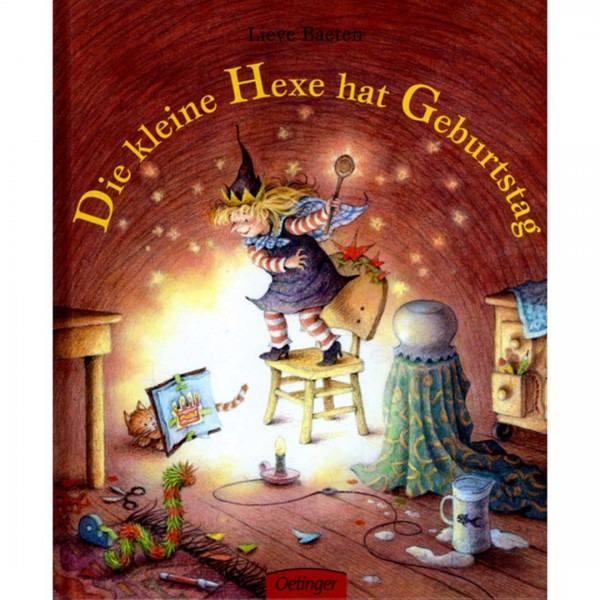 Buch Die kleine Hexe hat Geburtstag