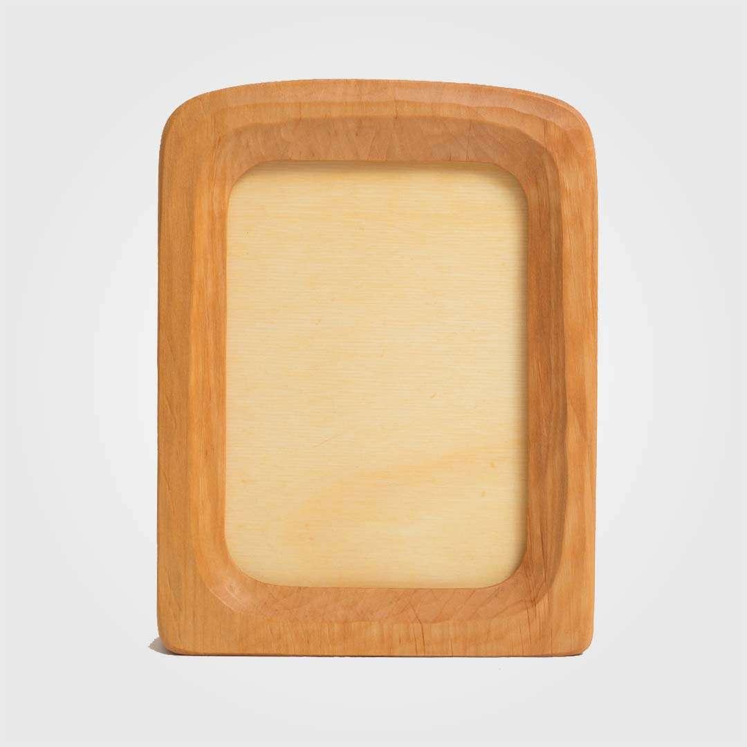 Holz Bilderrahmen Din A 6 | Lila Lämmchen Onlineshop