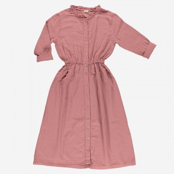 Damen Kleid GIROFLE light mahogany