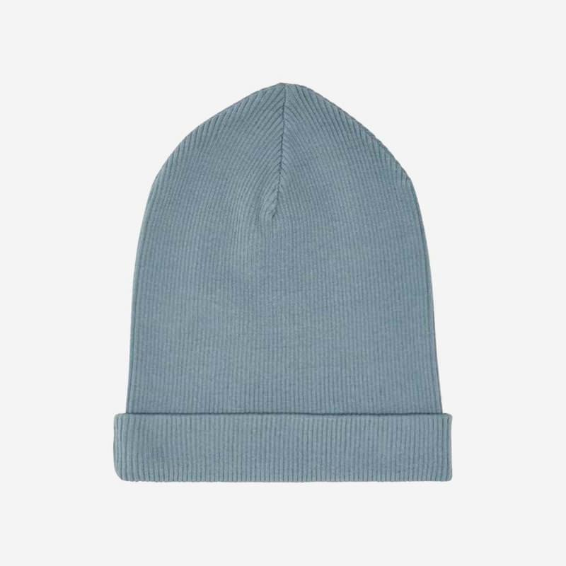 Baumwoll Mütze blau