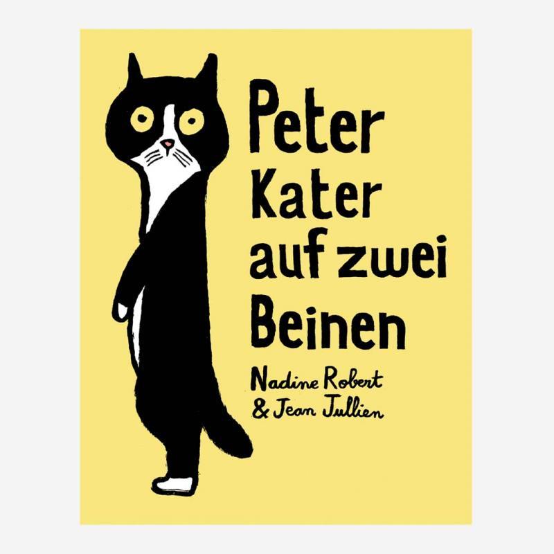 Buch Peter - Kater auf zwei Beinen