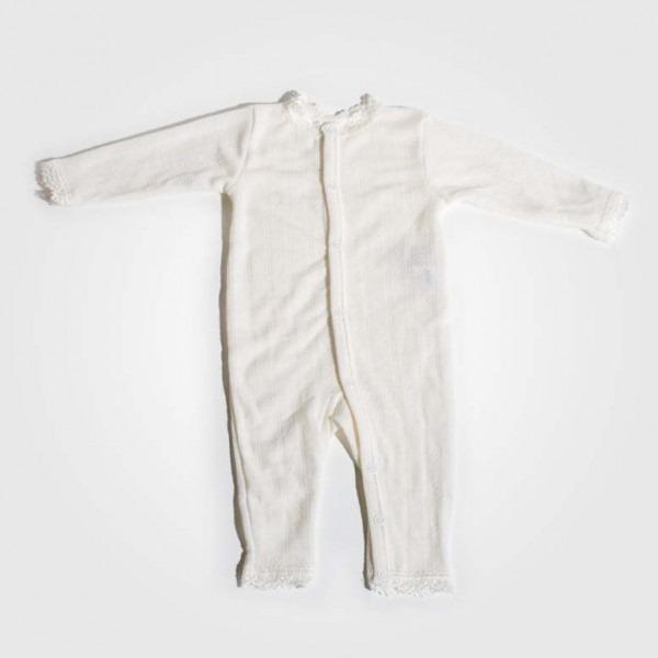 Jumpsuit Wolle/Seide