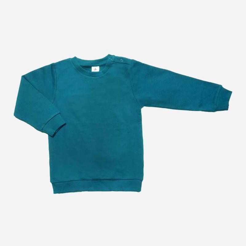 Sweatshirt donaublau
