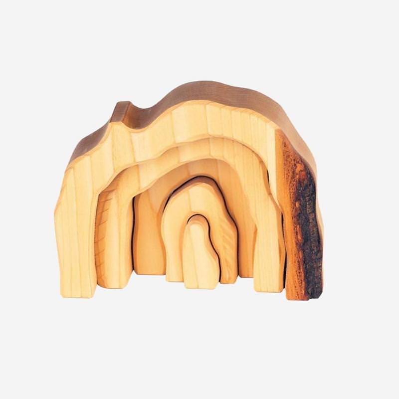 Höhlen-Set natur