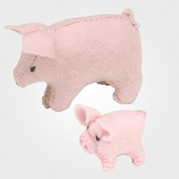 Filz Schwein