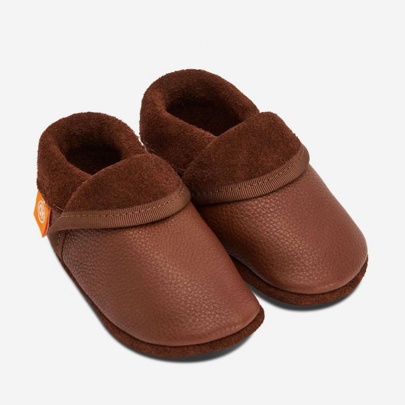 Lauflern Schuhe Klassik haselnuss braun 1