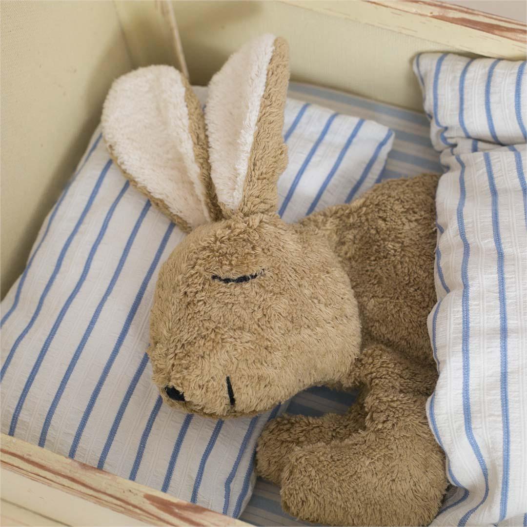 kuscheltier hase mit kirschkernkissen lila l mmchen onlineshop. Black Bedroom Furniture Sets. Home Design Ideas