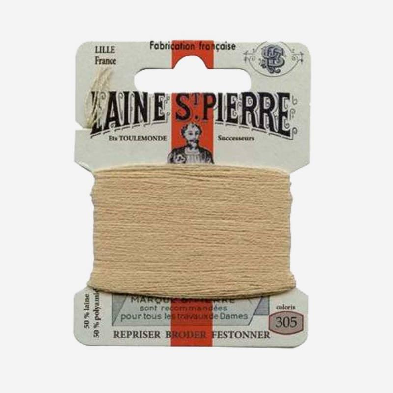 Stopfgarn von Laine Saint-Pierre in leinen Farbnummer 305