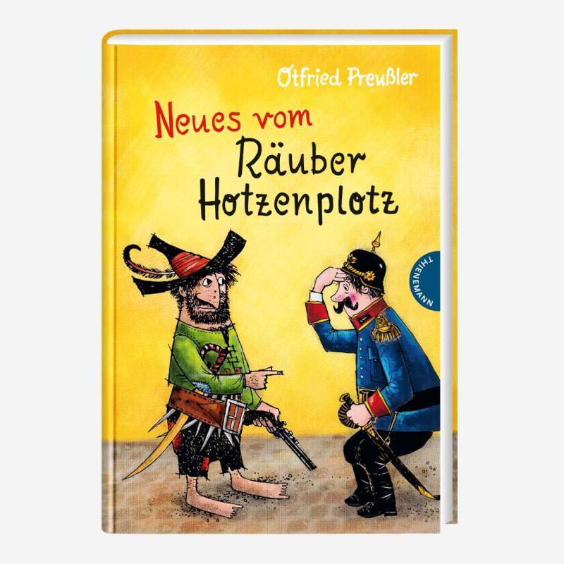 Buch Neues vom Räuber Hotzenplotz farbig (Band 3)