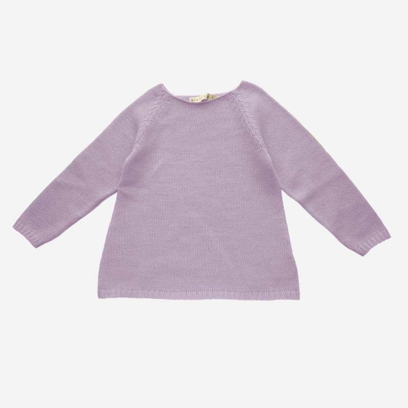 Pullover Mary Alpaka rosa