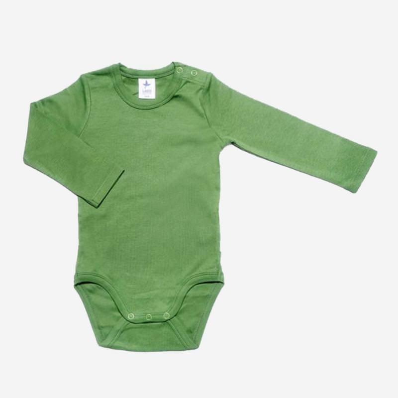 Body Baumwolle waldgrün
