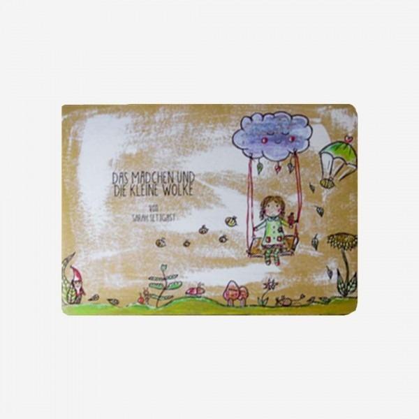 Pappbuch Das Mädchen und die kleine Wolke