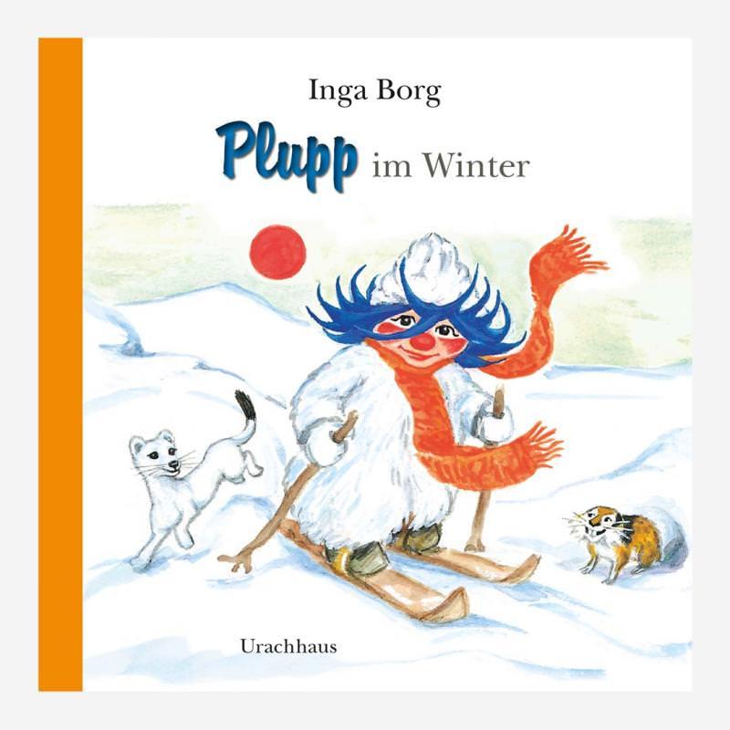 Buch Plupp im Winter von Inga Borg