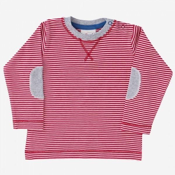 Shirt rot Ringel