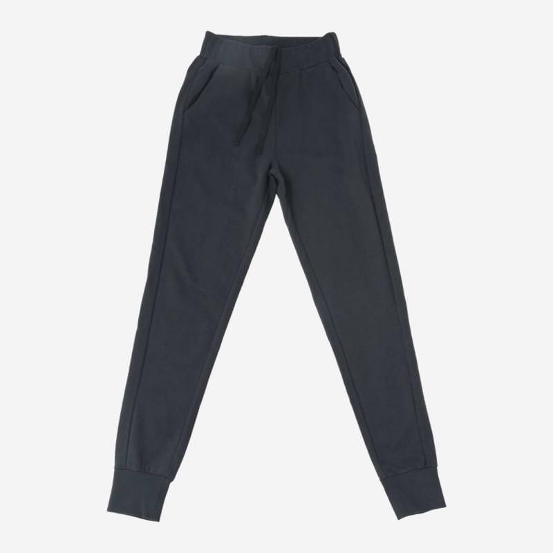 Women Easy Pants cosmic black