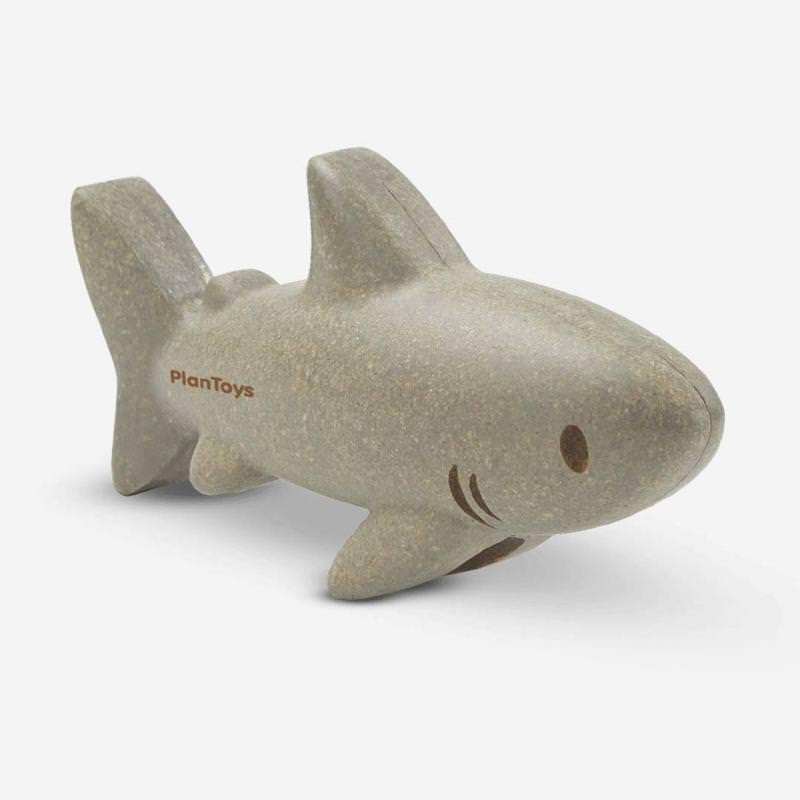 Hai aus Holz