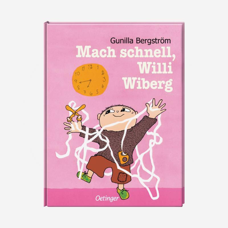 buch oetinger gunilla bergström mach schnell, willi wiberg 978-3-7891-7754-5