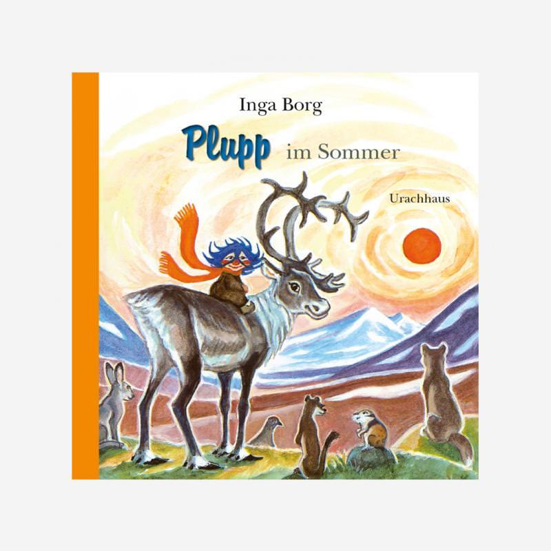 Buch Plupp im Sommer von Inga Borg