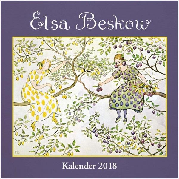 Elsa Beskow Kalender 2018