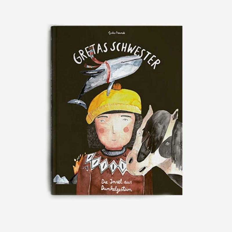 """Kinderbuch """"Die Insel aus Dunckelstein"""" von Gretas Freunden"""