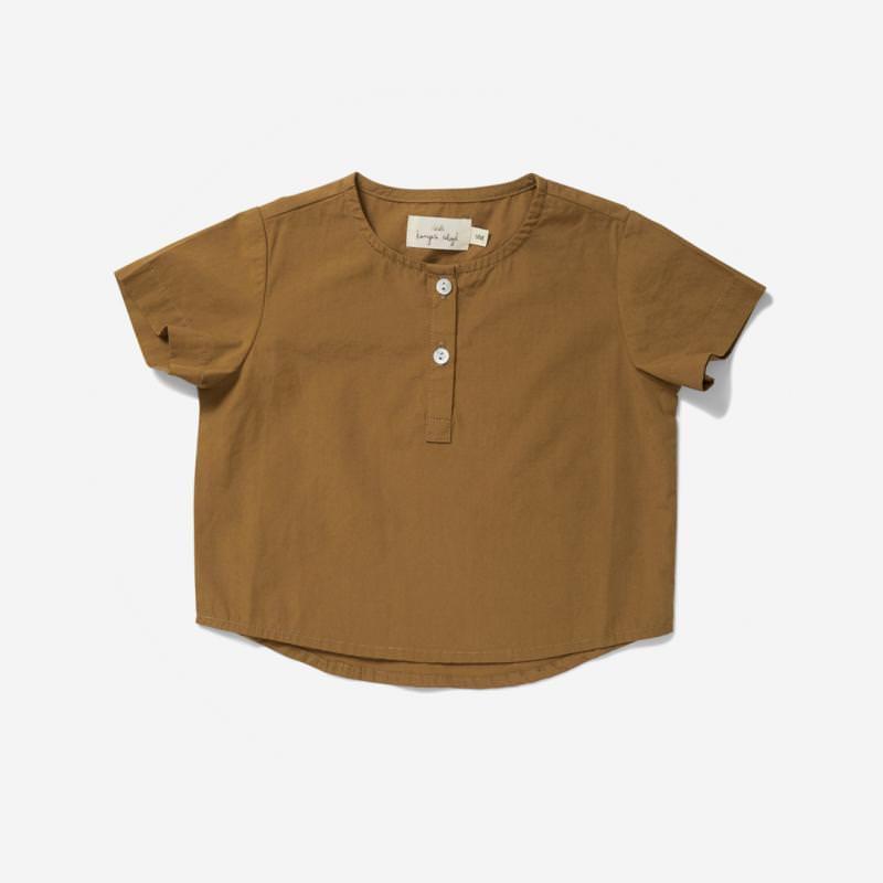 T-Shirt VERBENA breen