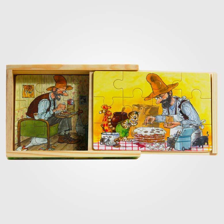 Findus und Pettersson Puzzle
