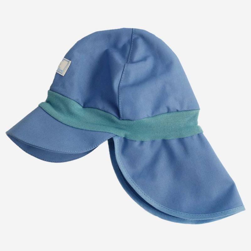 Sonnenhut Tim UV Schutz blau