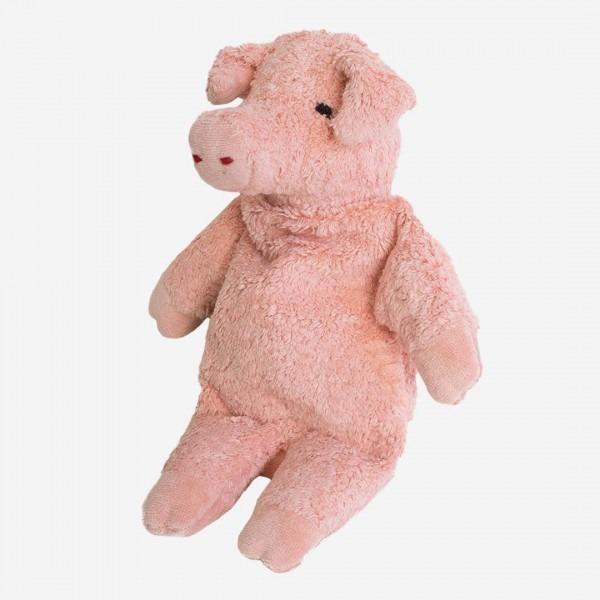 Kuscheltier Schwein