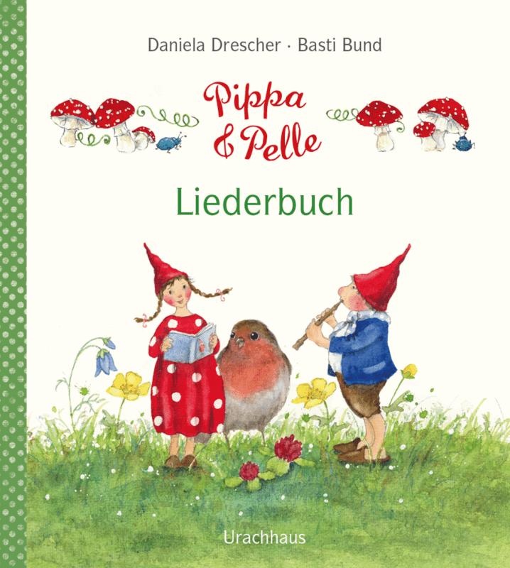 Pippa & Pelle Liederbuch