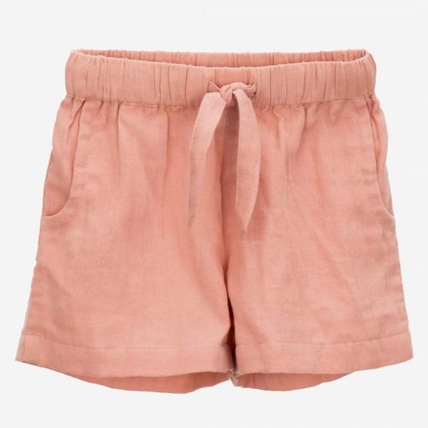 Shorts Gauze siena