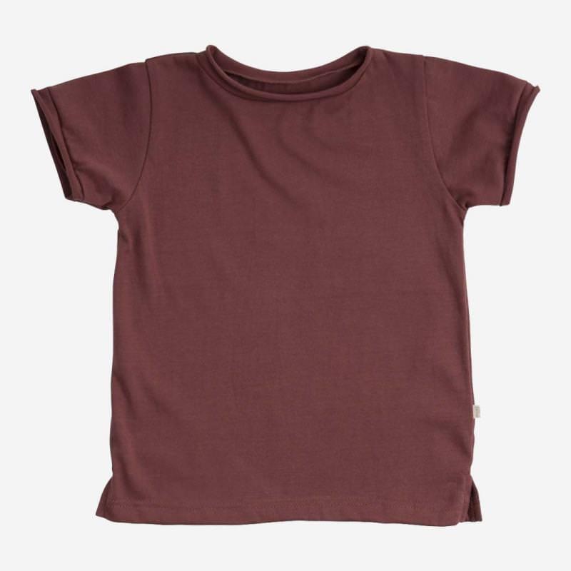T-Shirt Storm vintage rose