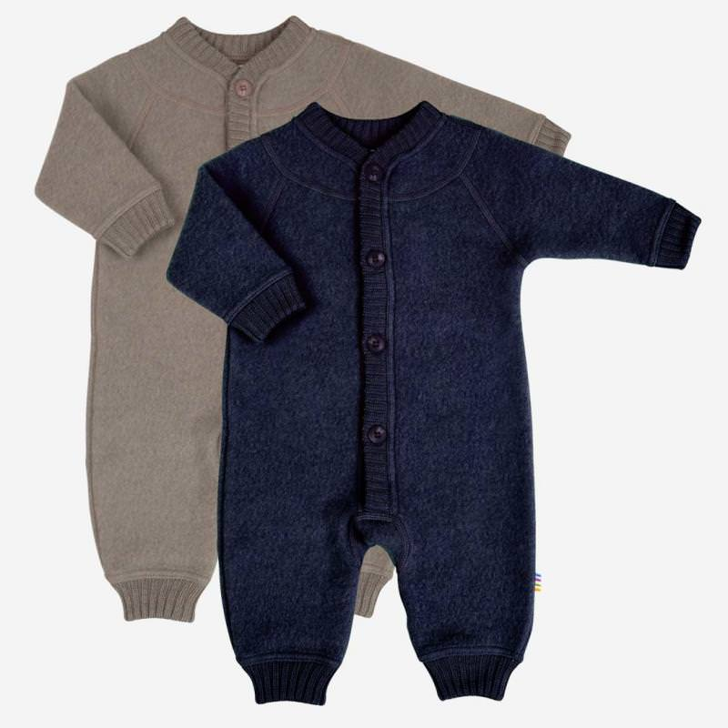 Anzug Wollfleece