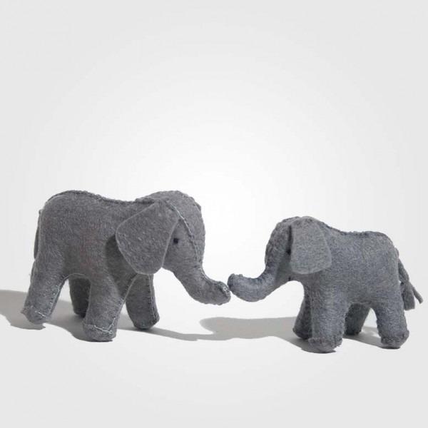 Filz Elefant