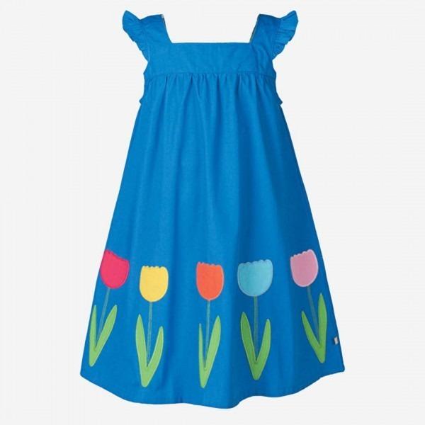 Sommerkleid Tulpen