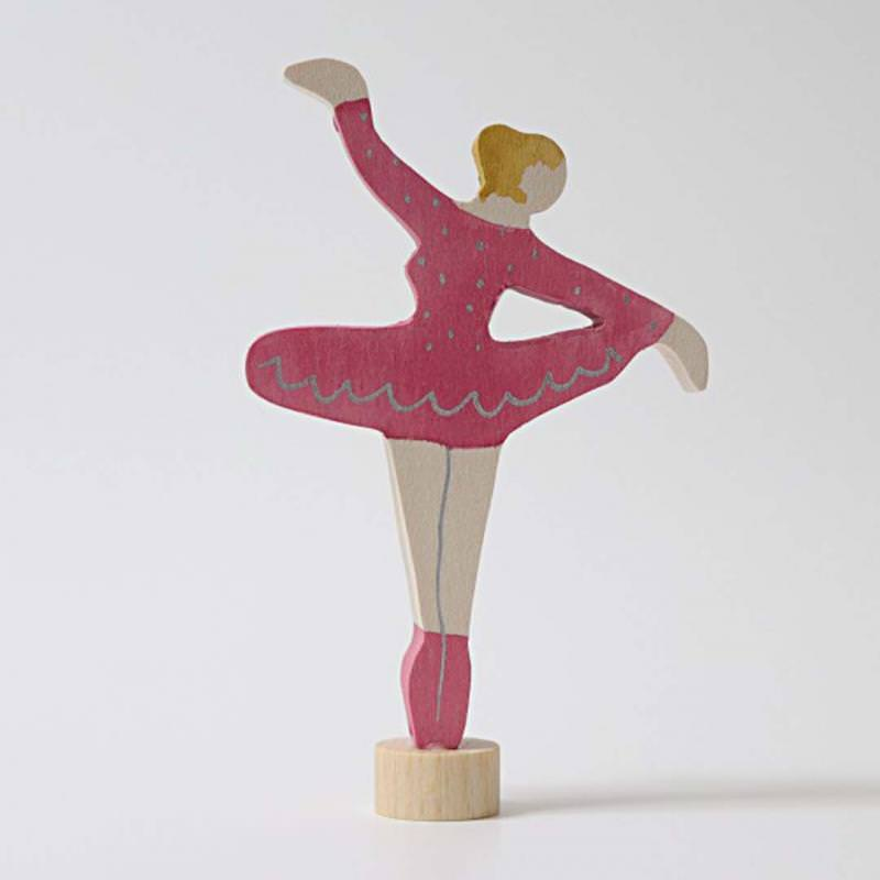 Figurenstecker Ballerina