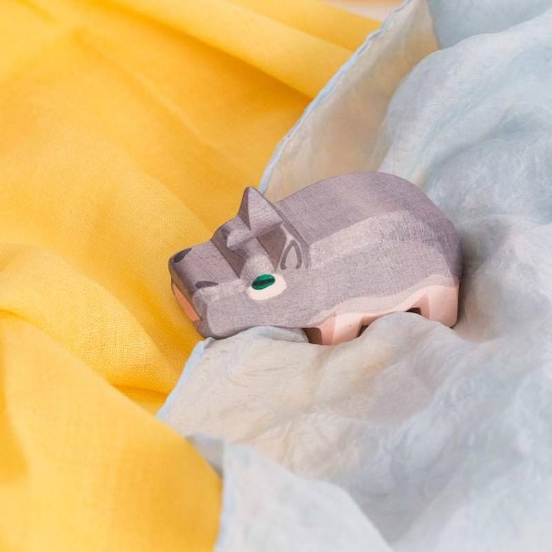 Nilpferd klein