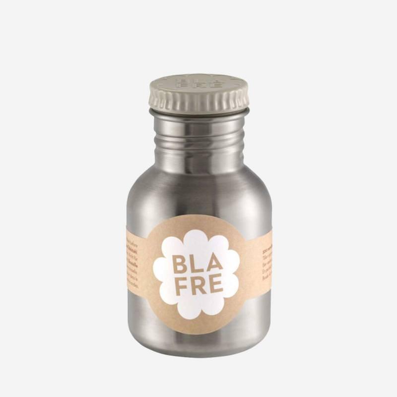 Blafre Trinkflasche 300 ml grau