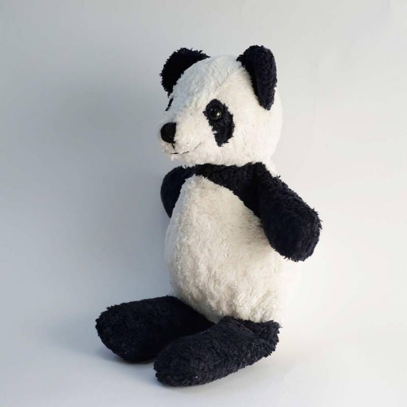 Kuscheltier Pandabär
