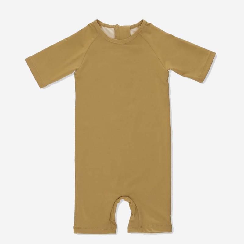 Schwimmanzug SOLEIL mustard