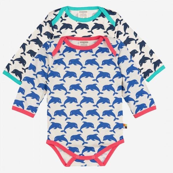 Body Baumwolle Delphin