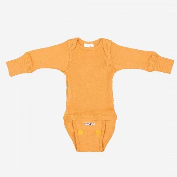 Body/Shirt Long Sleeve golden oat