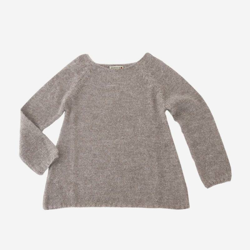 Pullover Mary Alpaka pebble