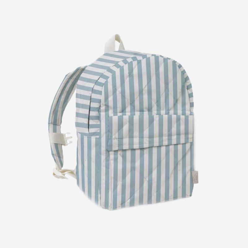 Rucksack von Cam Cam in blue/white Stripe