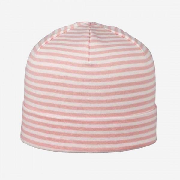 Umschlagmütze rose/peach