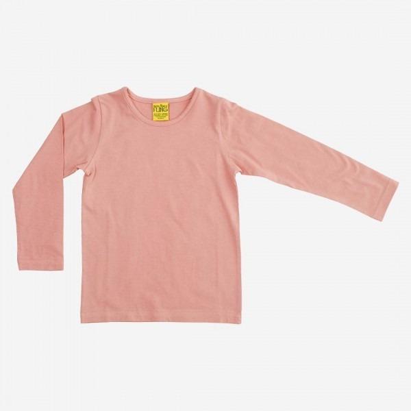 Shirt Baumwolle rose