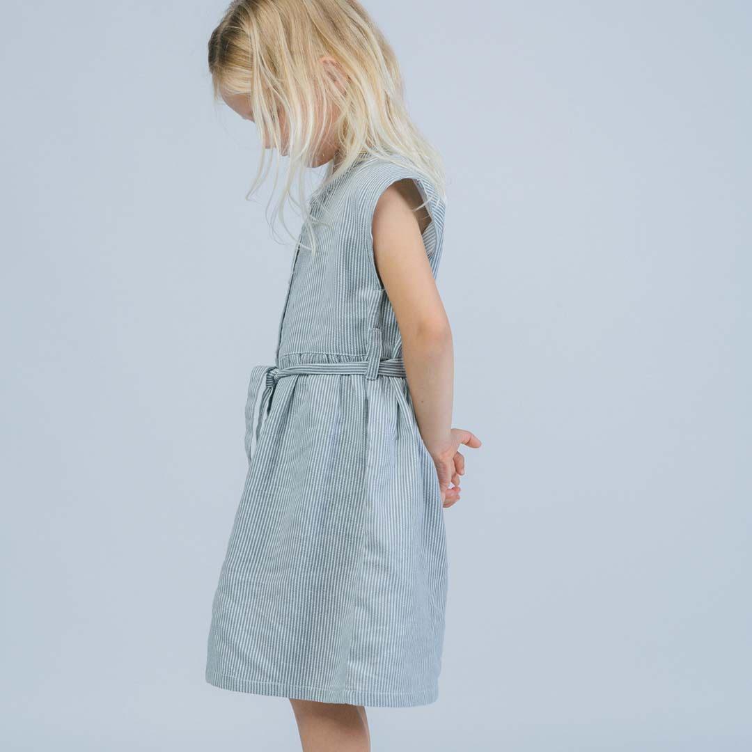 kleid mit gürtel | lila lämmchen onlineshop